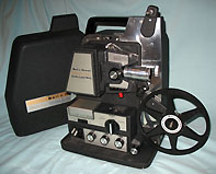 Phil's Vintage 8mm, Super-8 and 16mm Films and Projectors