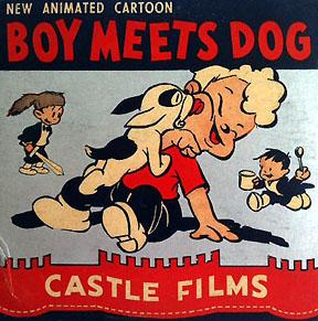 16mm cartoons