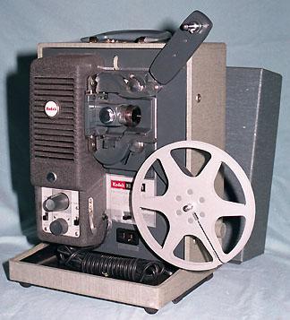 8mm projectors