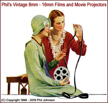 Phil's Vintage Movie Films and Collectibles